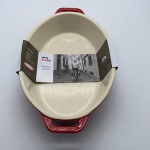 Staub Oval Roasting Dish